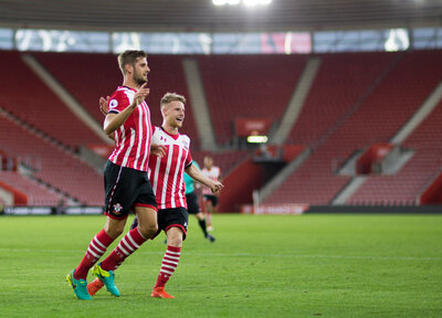 U23 Highlights: Saints 2-0 Man United