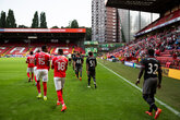 Highlights: Charlton Athletic 0-0 Saints (5-4 on pens)