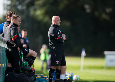 Fleming praises Under-18s' fighting spirit