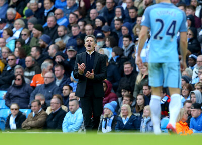 Video: Puel pleased with City point