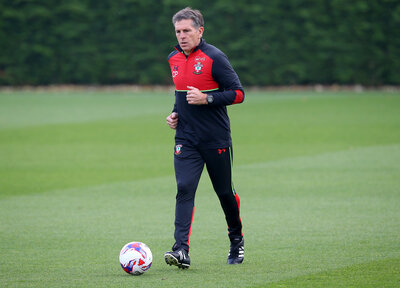 Video: Puel on Black Cats clash