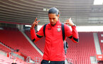 Virgil Van Dijk during a Southampton FC training session at the Staplewood Campus, Southampton, 28th October 2016