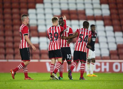 Saints draw Yeovil Town in Checkatrade Trophy