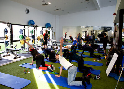 Saints host Sport and Exercise Medicine training day