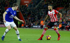 Nathan Redmond during the Premier League match between Southampton and Everton at St Mary's Stadium, Southampton, England on 27 November 2016. Photo by Matt  Watson/SFC/Digital South.