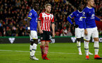 Josh Sims(right) during the Premier League match between Southampton and Everton at St Mary's Stadium, Southampton, England on 27 November 2016. Photo by Matt  Watson/SFC/Digital South.