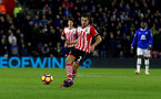 Cedric during the Premier League match between Southampton and Everton at St Mary's Stadium, Southampton, England on 27 November 2016. Photo by Matt  Watson/SFC/Digital South.