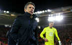 Claude Puel during the Premier League match between Southampton and Everton at St Mary's Stadium, Southampton, England on 27 November 2016. Photo by Matt  Watson/SFC/Digital South.