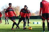 Long previews Arsenal cup tie