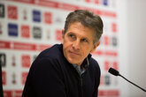 Puel on Palace test