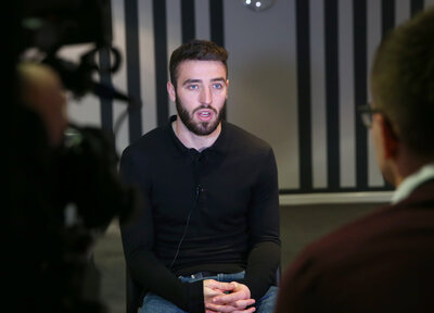 Video: McQueen thrilled with new deal
