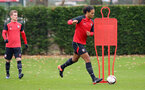 Virgil Van Dijk during a Southampton FC training session at The Staplewood Campus, 7th December 2016