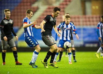 Highlights: Wigan 1-2 Southampton