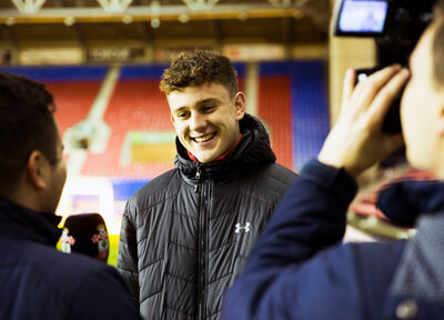 Video: Parkes on progressing in the FA Youth Cup