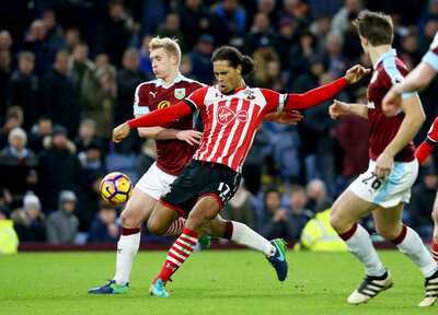 Puel provides van Dijk update