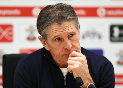 Press conference (part two): Puel on Leicester