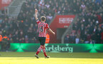 James Ward-Prowse during the Premier League match between Southampton and Leicester City at St Mary's Stadium, Southampton, England on 21 January 2017. Photo by Matt  Watson/SFC/Digital South.