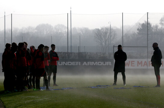 Saints prepared for FA Youth Cup clash