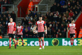 Saints' FA Cup run ends