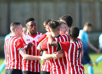 U18 Gallery: Saints 2-0 Swansea