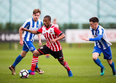 U18 Highlights: Saints 2-0 Brighton