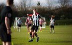 during the Premier League Cup match between Newcastle U23 and Southampton U23 at Whitley Park, Newcastle, England on 28 February 2017. Photo by Naomi Baker/SFC/Digital South.