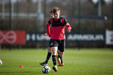 Vokins and England Under-17s in quarter-finals