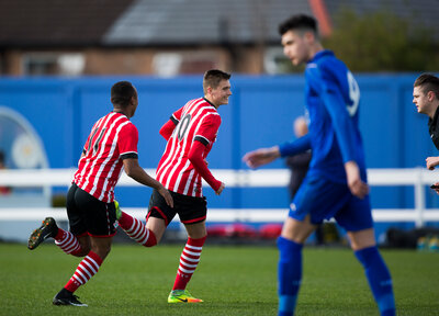 U18 Gallery: Leicester 2-4 Saints