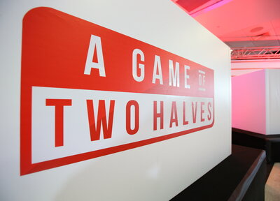 Last chance to get A Game of Two Halves tickets