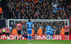 Harry Arter puts his penalty over the bar during the Premier League match between Bournemouth and Southampton at Vitality Stadium, Bournemouth, England on 18 December 2016. Photo by Matt Watson/SFC/Digital South.