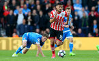 Sofiane Boufal during the Premier League match between Bournemouth and Southampton at Vitality Stadium, Bournemouth, England on 18 December 2016. Photo by Matt Watson/SFC/Digital South.