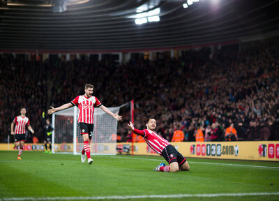 Gallery: Saints 3-1 Crystal Palace
