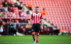 ryan seager during Southampton FC U23 v Liverpool U23, at St Mary's stadium, Southampton, 10th April 2017, pic by Naomi Baker/Southampton FC