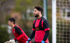 mouez hassen During a Southampton FC U18's and U23's training session at the Staplewood Campus, on the 20th April 2017