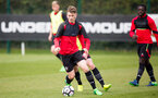 Callum Slattery During a Southampton FC U18's and U23's training session at the Staplewood Campus, on the 20th April 2017