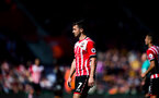 shane long during the Premier League match between Southampton and Hull City at St Mary's Stadium, Southampton, England on 29 April 2017. Photo by Naomi Baker/SFC/Digital South.
