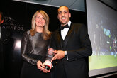 Video: Romeu collects fans' prize