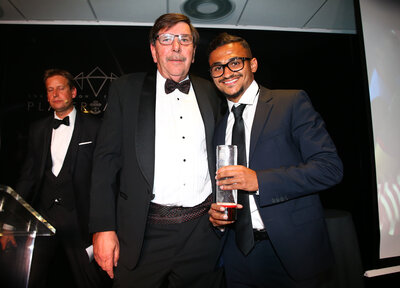 Boufal wins Goal of the Season