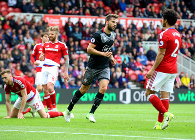 Rodriguez delighted with Boro strike