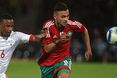 Boufal set for Morocco action