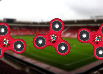 Pre-order your Saints Spinnerz!