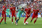 Cédric helps Portugal to victory