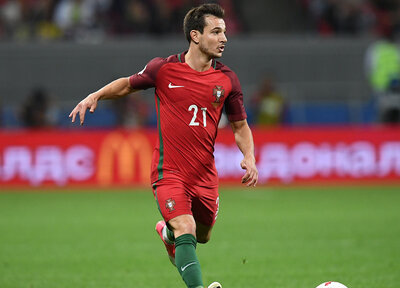 Cédric helps Portugal to third