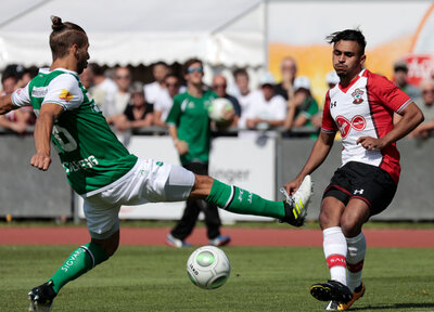 Video: St Gallen 0-0 Saints