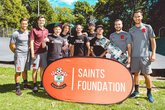 First Saints Street Session held