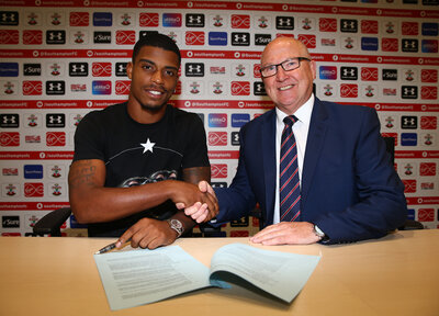 Saints seal Lemina deal