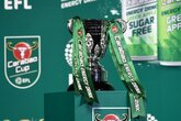 Saints' Carabao Cup draw number