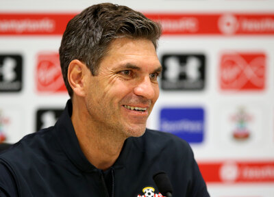 Video: Pellegrino on Wolves test