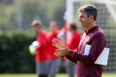 We have to be focussed, says Pellegrino