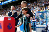 Become an away mascot at West Brom or Burnley